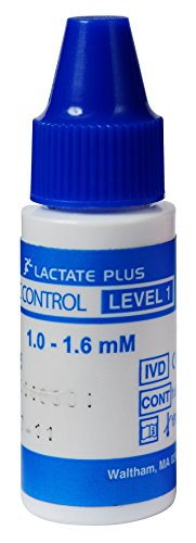 Lactate Plus Kontrolllösung Level 1