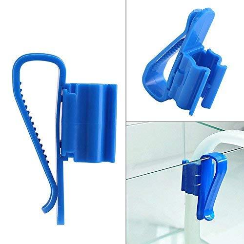 Malloom 2X Plástico Acuario Tanque Tubería Agua