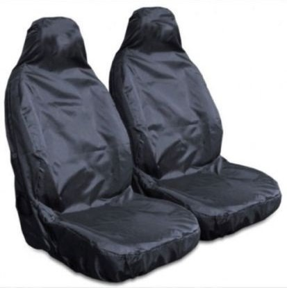 cadillac-srx-heavy-duty-waterproof-front-seat-cover-protectors-black
