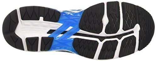 Asics Gt-2000 5, Scarpe da Ginnastica Uomo Blu (Island Blue/White/Black)