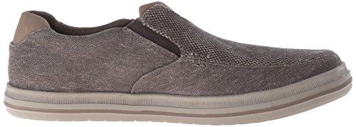 Skechers Define-Gurgen, Chaussures de Sport Homme brown
