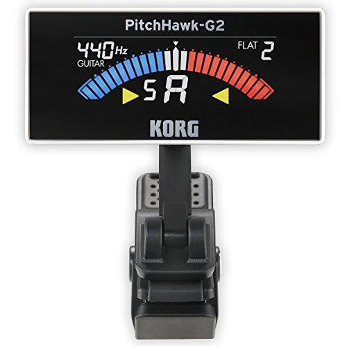 Korg PitchHawk G2 WH - Afinadores y metrónomos