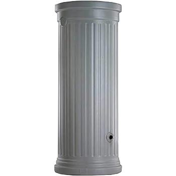 Säulentank 500 L, steingrau
