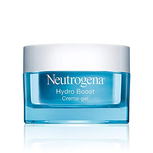 Neutrogena - Crema facial en gel Hydro Boost de uso diario - Para una hidratación duradera y no grasa - Piel seca - 50 ml