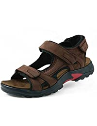 Herren Neue Sandalen Leder Freizeitschuhe Handgefertigte Leder Strandschuhe Fashion Wear Outdoor Schuhe