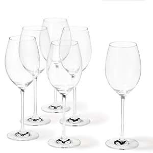 LEONARDO 081432 - Set/6 Rotweingläser Cheers