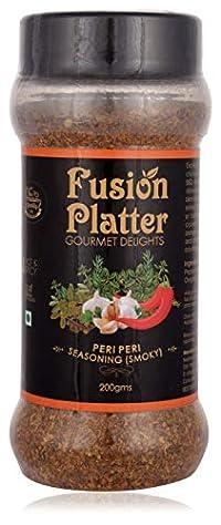 Fusion Platter Peri Peri Seasoning (Smoky), 200 Grams
