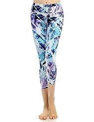 pengwei¨¦t¨¦ ext¨¦rieur fitness faire du yoga pantalons Mme herm¨¦tiquement imprim¨¦ sept pantalons longs