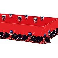 LADYBUG Kunststoff-Tischdecke, 120 x 180 cm