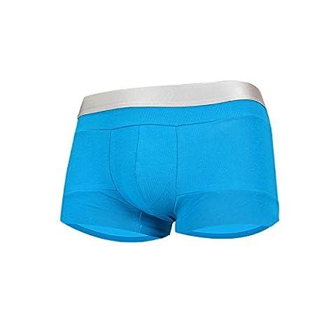 Designer Cotton Stretch A Front Boxer Short Trunk 3 Pair
