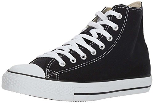 k Taylor All-Star High-Top Casual Sneakers in Classic Style and Color and Durable Canvas Uppers ()