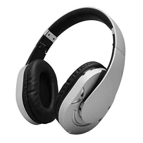 ALIKEEY Kabellose Kopfhörer s BT 5.0 Sport Headset mit Kopf und Nackenbefestigung. Stereo. Ohrhörer für iPhone, iPad, Samsung, Huawei, xiaomi und mehr thumbnail