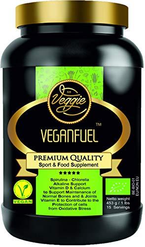 Veganfuel (453g) Instant smoothie op basis van spirulina & chlorella algen.