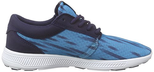 Supra Hammer Run, Sneakers Basses Mixte Adulte Bleu (NEON BLUE / NAVY - WHITE NEB)