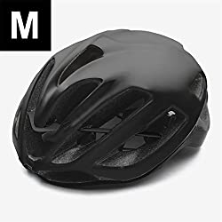 MOLDERY Casco Ultralight Red Protone Bicycle Aero Capacete Road MTB Mountain XC Trail Bike Ciclismo Black Matt - w