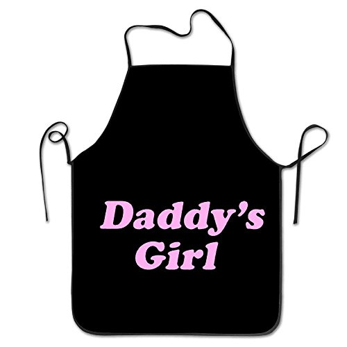 Funny Daddy's Girl Kitchen Cooking Apron Cute Aprons