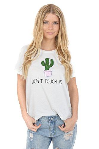 freshlions-damen-sommer-tshirt-mit-kaktus-dont-touch-me-grosse-l