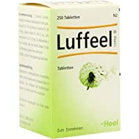 LUFFEEL COMP. 250St Tabletten PZN:1544676 preisvergleich bei billige-tabletten.eu