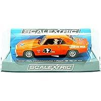 Scalextric 3874 C3874 1:32 Chev Orange Camaro 1971#42 TransAm HD
