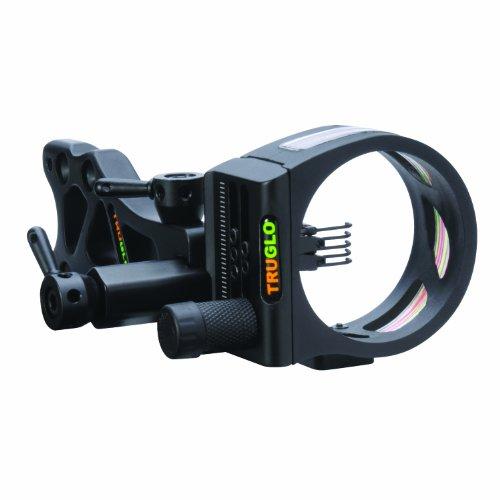 TSX Pro TL 5 Pin Sight Black w/Light (Truglo Carbon)