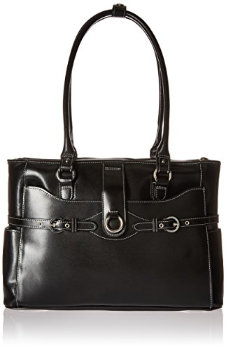 mcklein-willow-springs-96565-black-leather-ladies-briefcase