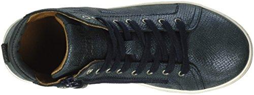 Bisgaard TEX boot, Bottes courtes avec doublure chaude mixte enfant Blau (609-1 Navy)