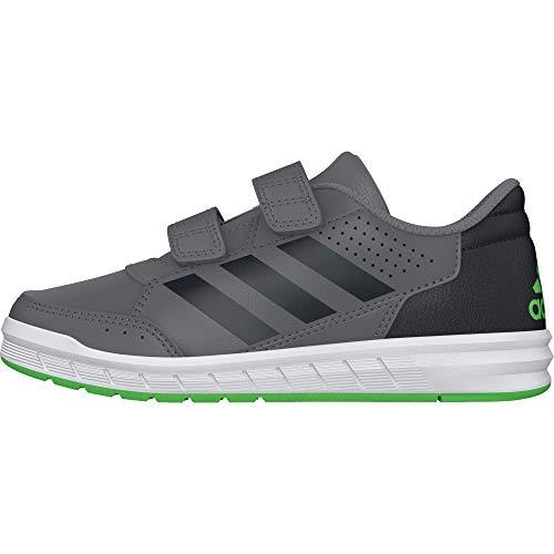detailed look 2ad68 a9b36 adidas AltaSport CF K, Chaussures de Fitness Mixte Enfant, Gris  (Gritre Gricin