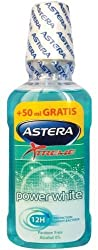 Astera Xtreme Power White Mouth Wash 300ml with Ayur Product in Combo