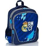 Real Madrid Sportrucksack Schulrucksack Schulranzen Rucksack Kinderucksack Fanartikel DIN A4