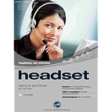 Interaktive Sprachreise V8: Headset mit Einstufungstest