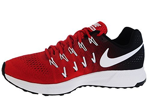 quality design 59de0 6536c Nike Nike Air Zoom Pegasus 33 TB – University Red White de Black de Pur