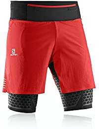 Salomon S-Lab Exo Twinskin M Short, Homme