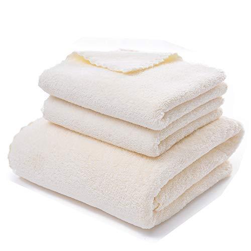 Towel, Korallensamen-Bade-Handtuch Set Glatte absorbierende Mikrofaser-Kinder Erwachsenen Badetuch, Absorbente, Gym, Laufen, Ciclismo, Yoga, Pilates, etc. Handtuch.