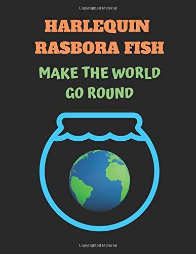 Harlequin Rasbora Fish Make The World Go Round: 2019-2023 Five Year Planner