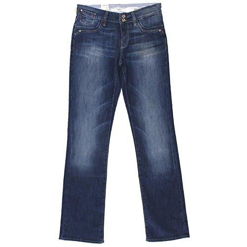 Mavi, Mona, Damen Jeans Hose, Stretchdenim, dark uptown soho, W 31 L 30 [17777] (Jeans Jeans Mavi Mid-rise)