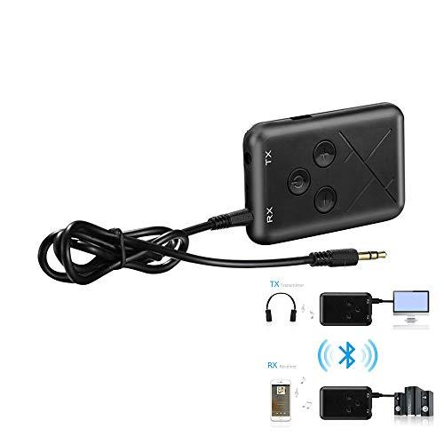 2018 Bescita 2in1 Bluetooth 4.2 Sender und Empfänger Auto Mini Intelligenter Drahtloser Bluetooth Music Receiver Portable Stereo Audio 3,5 mm Adapter Musik USB