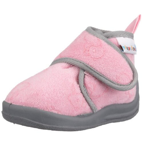 Playshoes pastell 201734, Chaussures basses fille