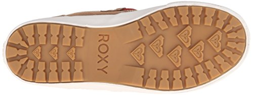 Roxy Porter Femmes Synthétique Botte de Neige brown