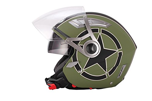 Zoom IMG-1 bhr 93291 casco doppia visiera