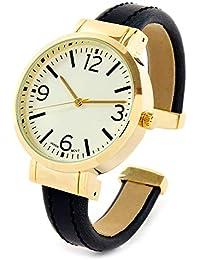 7e7a0786c21e STC - Reloj de Pulsera para Mujer con Esfera Grande