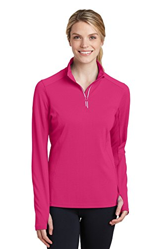 Sport-Tek - Sweat-shirt - Femme Pink Raspberry