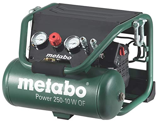 Metabo Power 250-10 W OF - Compresor 2 CV 10 litros