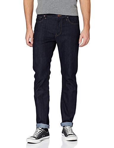 Lee Rider Jeans Vaqueros, Rinse, 32W / 30L para Hombre