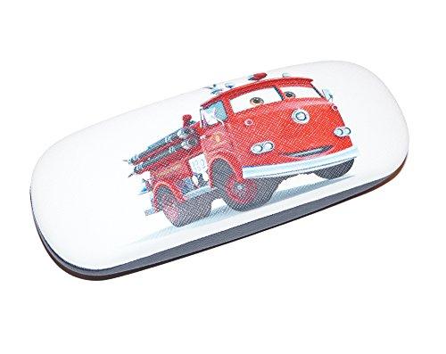 süßes Brillenetui für Kinder   Cars - Red