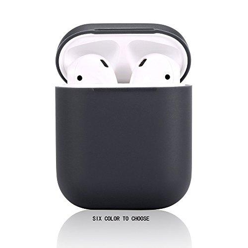 Cover Airpods Apple Airpods Case Airpods Cover,Teyomi Custodia protettiva per AirPods, in silicone con fascia da polso sportiva,custodia caricabatterie