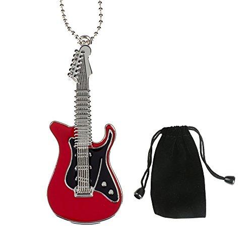 Maxinda metallo chitarra in confezione regalo in una chiavetta usb con 16gb di memoria usb flash drive