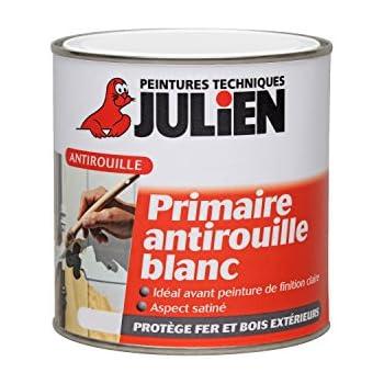 Sous-Couche Julien Avant Revêtements Décoratifs Lourds - Blanc Mat