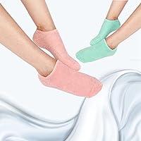 Gel Socken Feuchtigkeitsspendendes mit spa Moisturizingzum für Reparatur trockene gebrochene Haut und Füllungen... preisvergleich bei billige-tabletten.eu