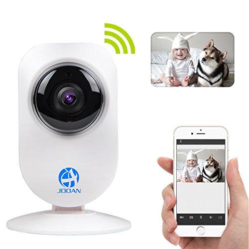JOOAN A5 720P IP Kamera Tag / Nacht Wireless Videoüberwachung Fern-drahtlose intelligente Kamera Wifi Video-Baby-Monitor-Innenraum-Sicherheits-Überwachungskamera