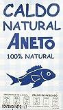 Caldo Natural Aneto De Pescado 1L